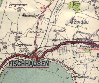 Pharus_Fischhausen_Map