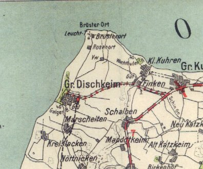Pharus_Gross_Dirschkeim_Map