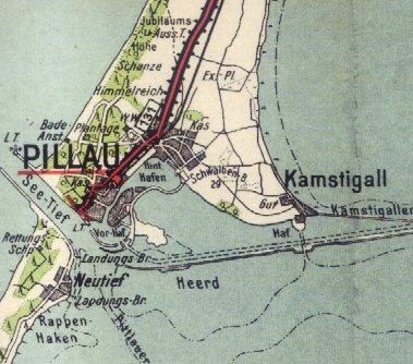 Pharus_Pillau_Map