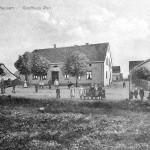 01 Gasthaus Porr in Bludau 1919