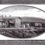Bahnhof, Watzum Pobethen
